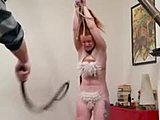 Adorable darlings enjoy whipping the cute studs