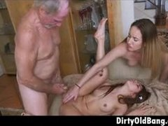 Redhead, Group, Teen, Facial, Share, Jizz, Huge, 3 some, Young, Old, Blonde, Old and young, Dad and girl, Babe, Old man