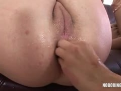 Anal fisting, Fisting, Babe, Anal, High definition, Lesbian, Brunette, Assfucking