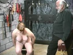 Basement, Young, High definition, Naked, Brunette, Undressing, Sex, Slave, Striptease, Boobs, Milf, Clothes ripped, Big tits, Bdsm, Humiliation, Tits, Cute, Toys