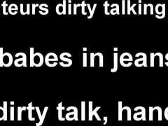 Masturbation, Jerk off instructions, Pov, Jeans, Babe, Femdom, Bdsm, High definition, Ass