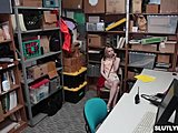 Reality, Doggystyle, Hidden cam, Hidden, Brunette, Pov, Office, Small tits, Police, At work, Shop, High definition, Tits, Bent over, Hardcore