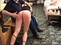 spanking beim sex
